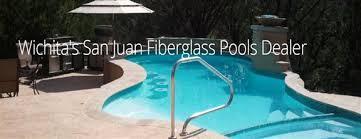 new great lakes in ground fiberglass pool by san juan wichita pools llc in andover san juan pools wichita pools