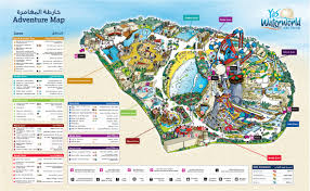 Water Country Map Hours And Information Yas Waterworld Yas Waterworld