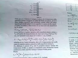 fisica tecnica dispense fisica tecnica trasmissione di calore