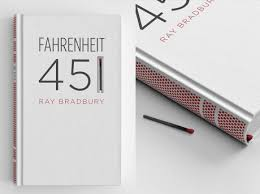 Check If Barnes And Noble Has A Book Check Out This Striking Cover Design For Fahrenheit 451 Barnes
