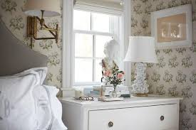 shabby chic bedroom with jewelry bust cottage bedroom