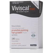 amazon com viviscal man maximum strength hair nourishment system
