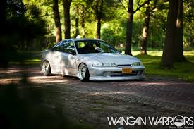 stancenation honda prelude integra wangan warriors