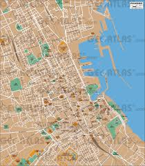 Sicily Italy Map Palermo Sicily Italy Cruise Port Of Call