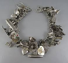 the charm bracelet by hill