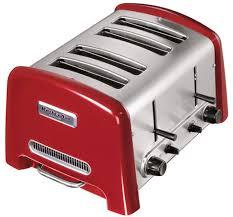 tostapane kitchenaid prezzo kitchenaid tostapane 4 scomparti con espulsione automatica