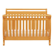Infant Convertible Cribs by Davinci Emily 4 In 1 Convertible Crib In Honey Oak 179 00