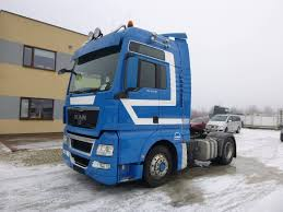 man tgx 18 440 4x4 hydrodrive manual euro5 retarder year 2012
