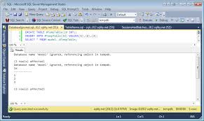 Sql Server Drop Table If Exists by Temp Tables U2013 Scoping U0026 Eclipsing Sqlity Net