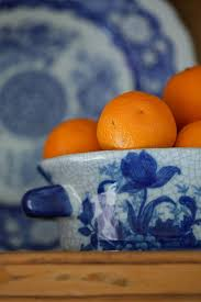 orange combined with blue is stunning one of the best color