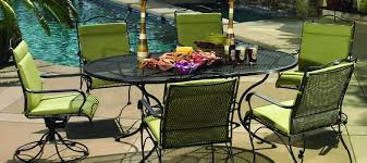 Iron Patio Furniture Sets Wrought Iron Patio Furniture Layout As Well As Design With