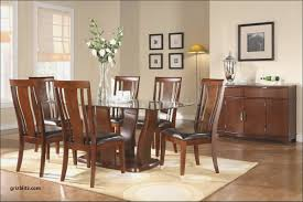 Glass Topped Dining Table And Chairs Lovely High Back Dining Room Chairs Darealash