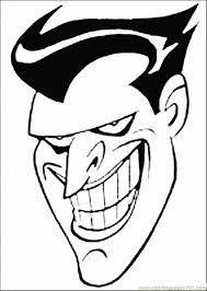Batman Face Meme - troll face coloring pages 293732