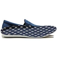 obsidian blue color converse deckstar pro slip on tommy guerrero shoes