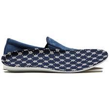 obsidian blue color converse deckstar pro slip on tommy guerrero shoes