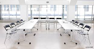 Collapsible Boardroom Table Folding Tables Archives Spaceist