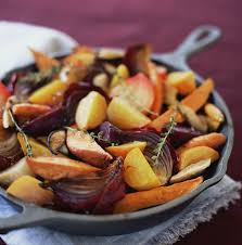 Freezing Root Vegetables - how to make perfect roasted vegetables