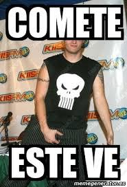 Meme Este - meme personalizado comete este ve 4826583