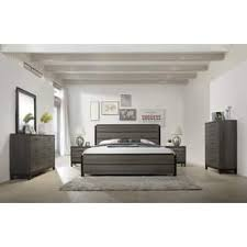 contemporary king size bedroom sets modern contemporary bedroom sets for less overstock com