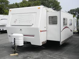 2002 fleetwood terry ex 34p travel trailer riceville ia gansen