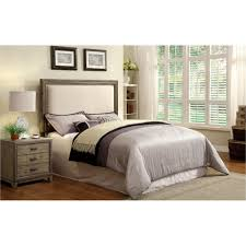 cream upholstered california king bed headboard willow rc