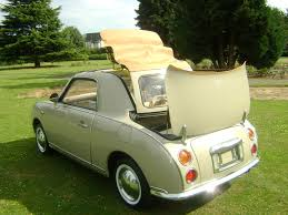 nissan figaro for sale 200 figaros anticipated at anniversary rally manifest pr and