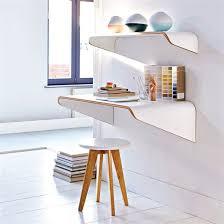 etagere bureau design un design tout en douceur et en légèreté pour ce bureau et