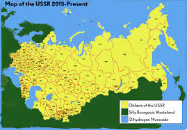map of ussr map of the ussr blank by mclj10 on deviantart