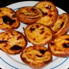 cuisine portugaise dessert pastéis de nata petits flans portugais une pâtisserie sublime