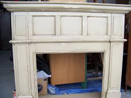 painting fireplace mantel white best painted fireplace mantels