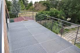 terrasse suspendue en bois revetement de terrasse en bois composite u2013 obasinc com