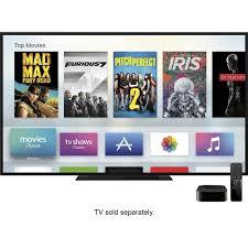apple tv 4th generation 64gb digital hd media streamer ebay