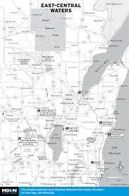 Northern Wisconsin Map by Printable Travel Maps Of Wisconsin Moon Travel Guides