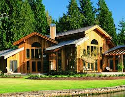 home plans octagon log homes pan abode homes chalet kits
