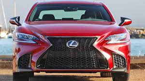 2018 lexus gs350 f sport 2018 lexus ls 500 f sport more exciting luxury sedan youtube