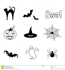 halloween icon icons vector royalty free stock photos image
