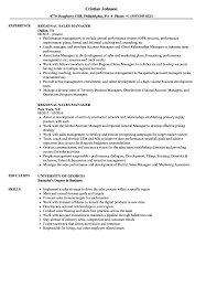 resume exles for executives regional sales manager resume sles velvet