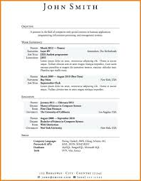 resume with no work experience how to make a resume for with no experience foodcity me