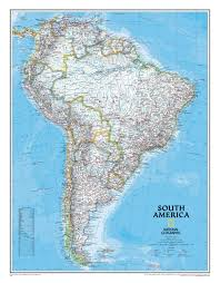 Map Of Countries In South America by Map Of Countries Of South America South America U2014 Planetolog Com