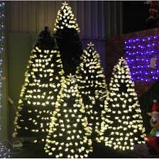 5ft supa fibre optic tree with warm white lights
