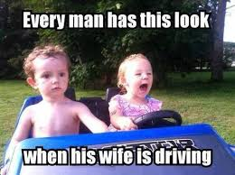 Funny Memes About Driving - baby memes wives and driving funny memes
