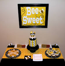bumble bee baby shower 31 bee themed baby shower decorations table decorating ideas