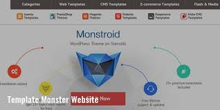 template monster profile history founder founded ceo web