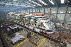 largest cruise ship in the world 29 stunning pictures of celebrity u0027s newest and biggest cruise ship