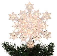 christmas tree toppers lighted christmas lights decoration
