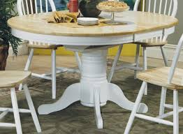 Round Pedestal Dining Table With Leaf Furniture Deluxe Coaster Fine Round Drop Leaf Dining Table Lovely