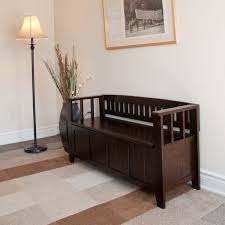 decorating entryway storage bench with storage for home furniture