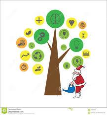 plant tree of ideas stock vector illustration of green 56268261