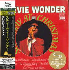 stevie wonder someday at christmas cd album at discogs