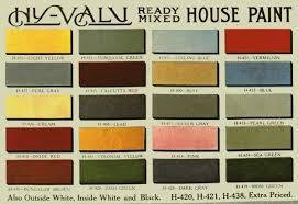 vintage paint colors paint 17 best images about color charts on
